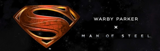 Man of Steel Warby Parker